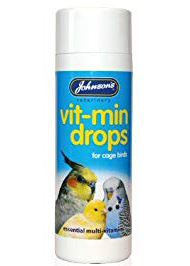VItamin drops for birds