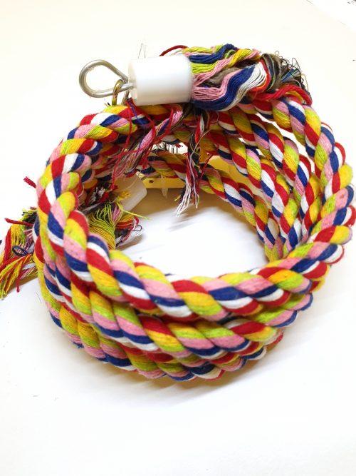 Rainbow Spiral Rope